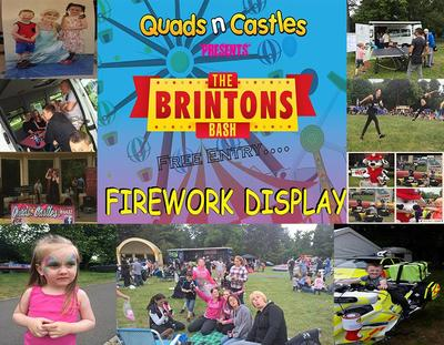Brinton's bash - party in the park